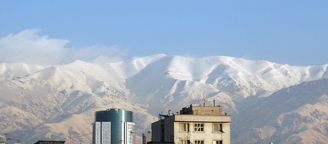 Teheran Mountain View
