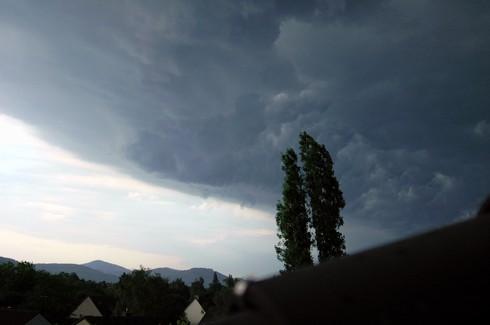 Ufos oder Unwetter