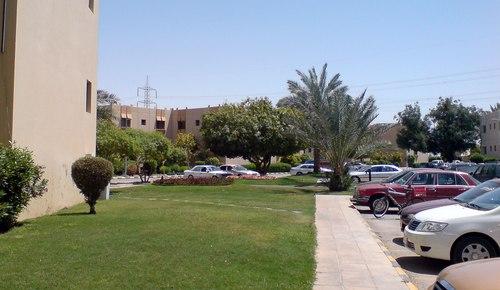 Riyadh Fal Compound Inside