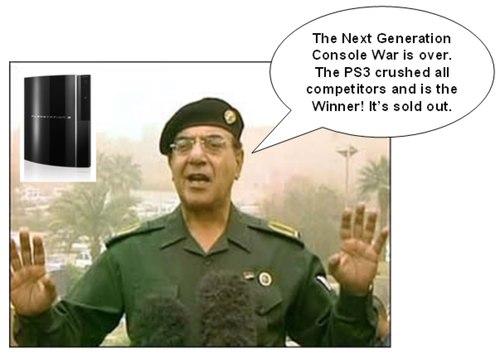 PS3 Joke