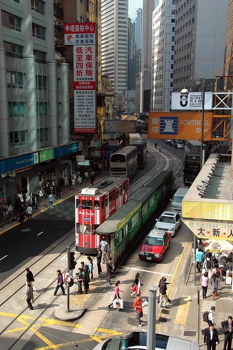 Hong Kong 2007