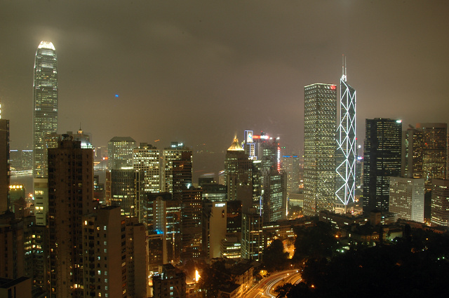 Hong Kong 2007 - Night Shoot