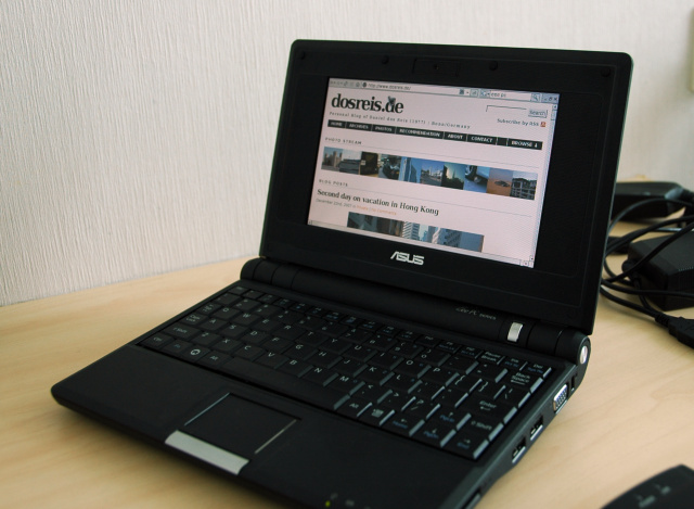 Hong Kong EEE PC