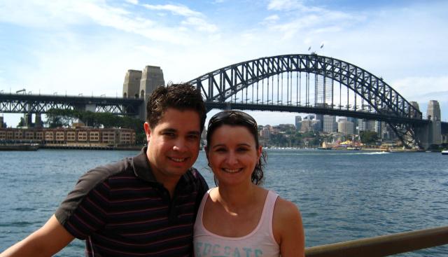 Syndey Harbour Bridge