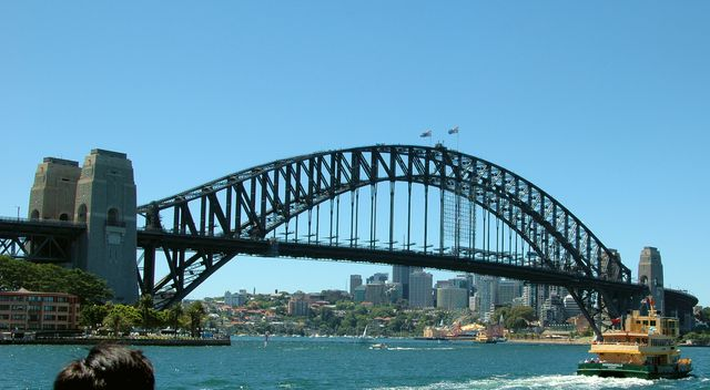 Sydney 2007 Harbour Bridge