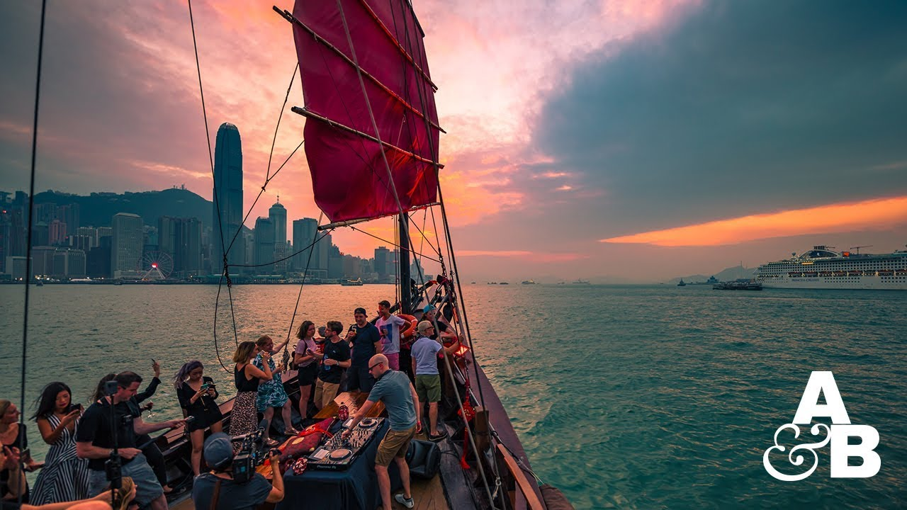 Anjunadeep Open Air – Hong Kong. Mix by Luttrell